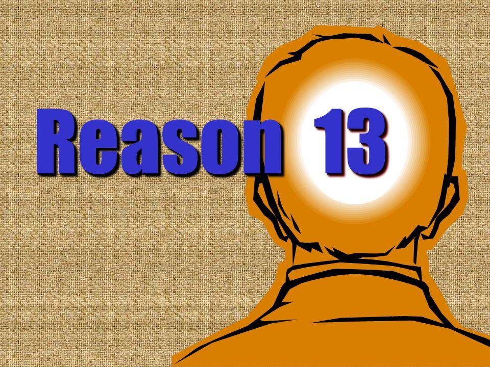 1313ReasonReason