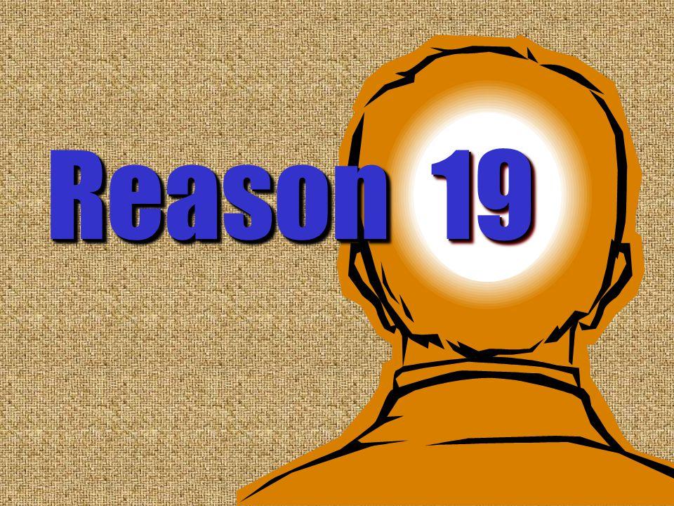 1919ReasonReason