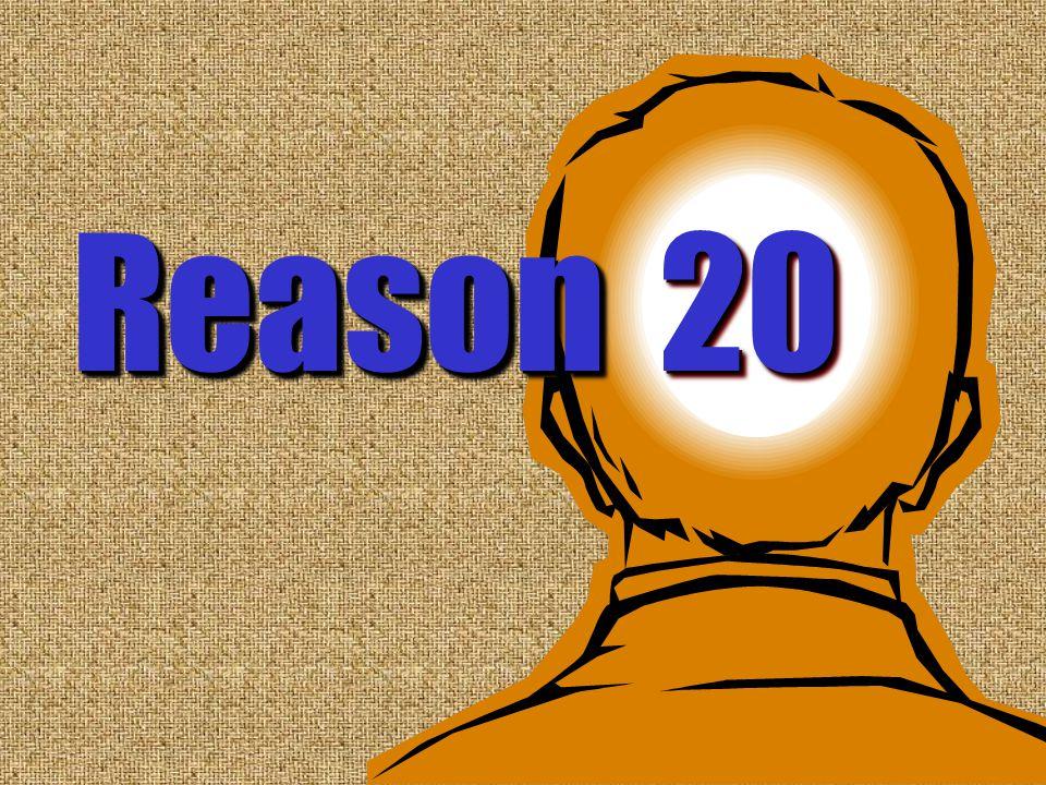 2020ReasonReason