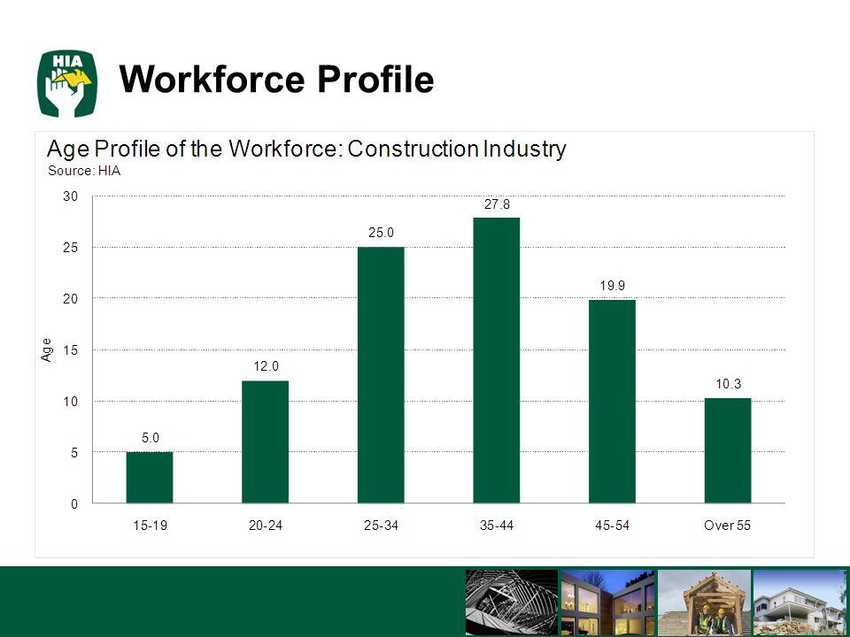 5/8/201521 Workforce Profile