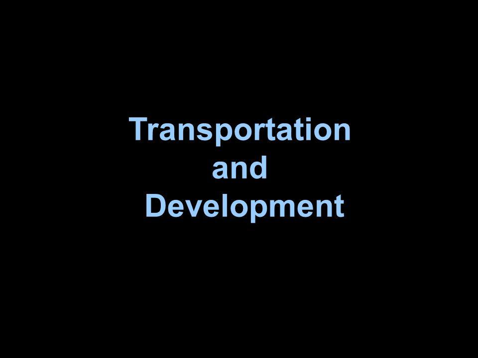 62 Transportation and Development