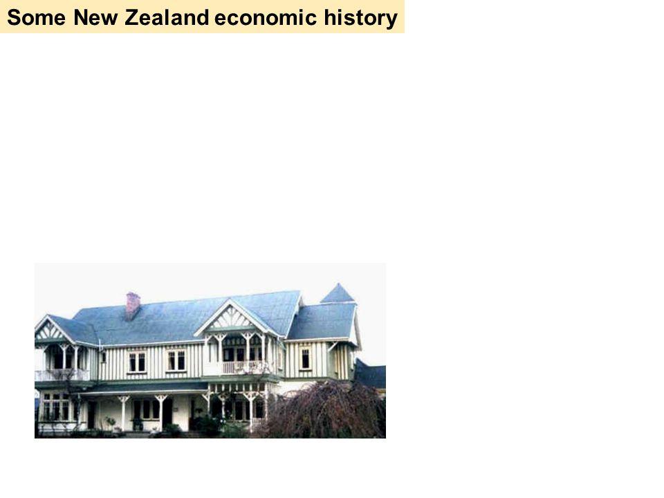 Some New Zealand economic history