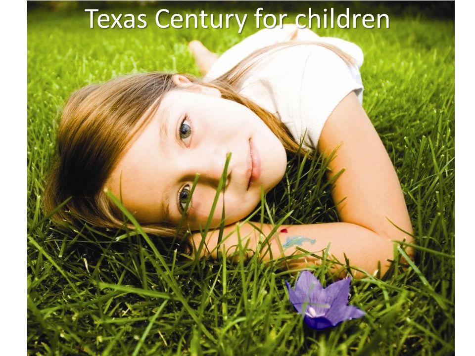 Texas Century for children
