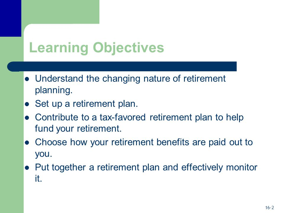 16-13 Pay Now, Retire Later Step 4: Calculate the Inflation-Adjusted Shortfall Compare the retirement income needed with the retirement income you'll have.