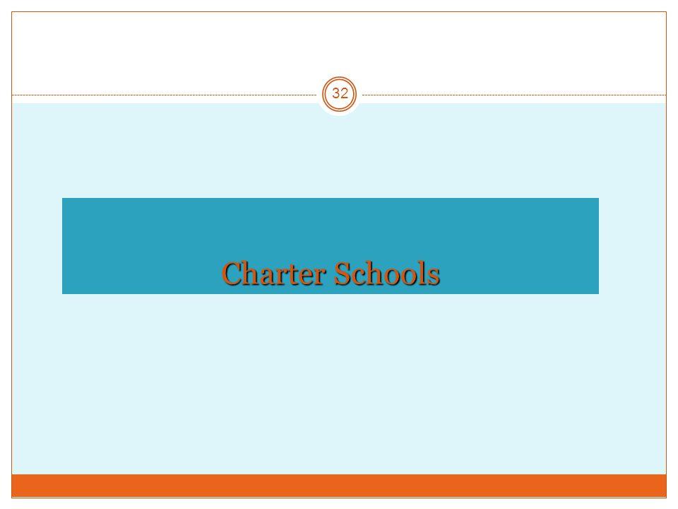 Charter Schools 32