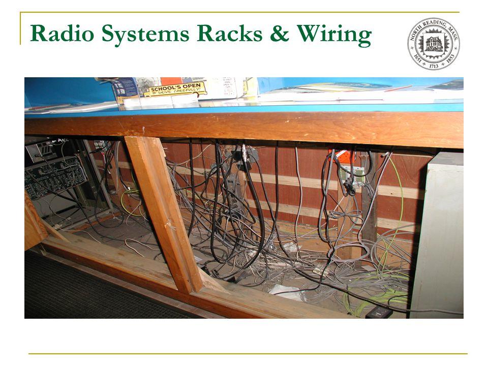 Radio Systems Racks & Wiring
