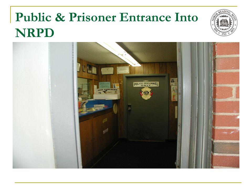 Public & Prisoner Entrance Into NRPD