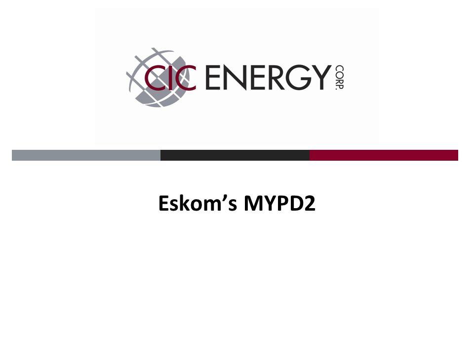 Eskom's MYPD2