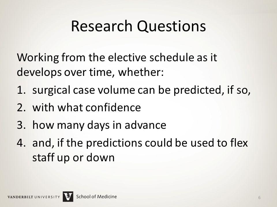 Research Motivation 17