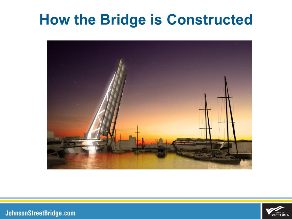 How the Bridge is Constructed