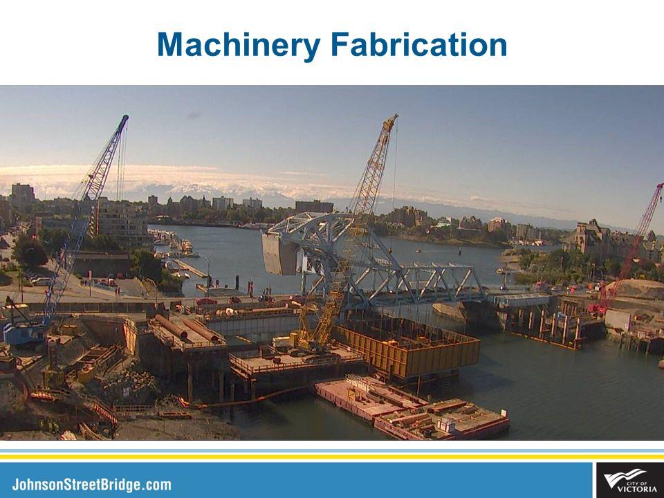 Machinery Fabrication