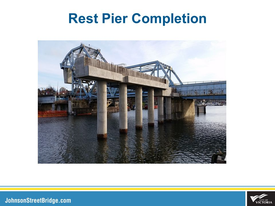 Rest Pier Completion