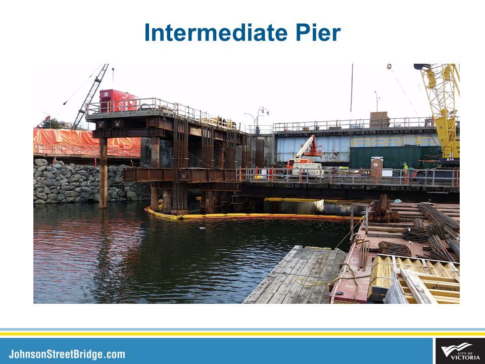 New Project Schedule Key Milestones Steel Fabrication & ShippingMarch 1, 2015 – June 5, 2016 (66 weeks) Bridge Machinery FabricationFeb.