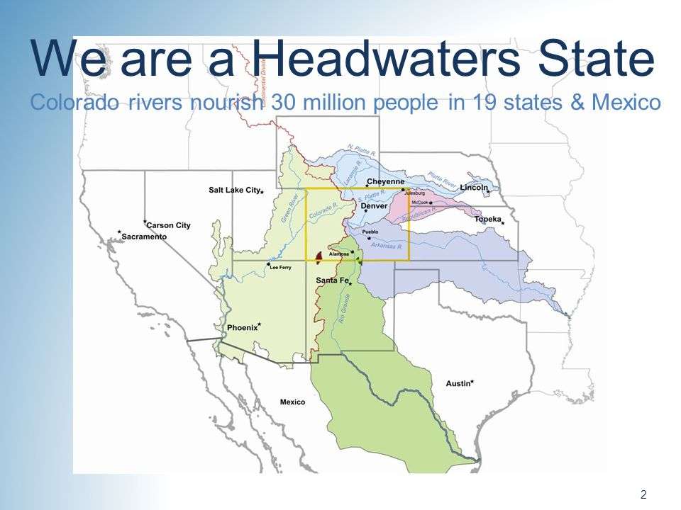 Hydrology – Beware the Average Be Aware of the Variability