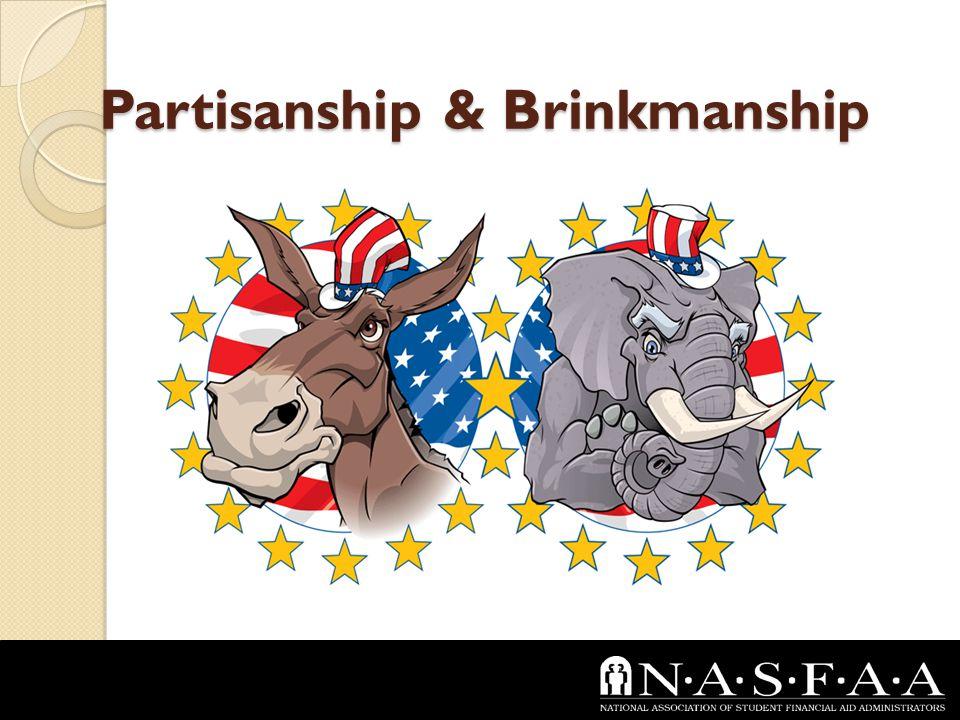 Partisanship & Brinkmanship