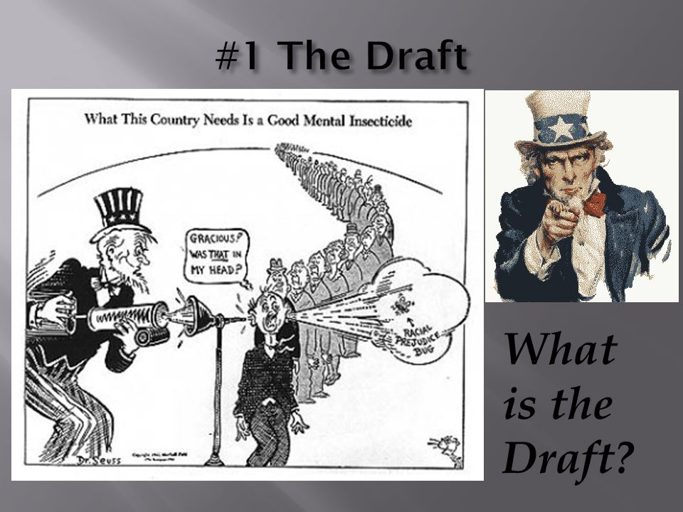 What is the Draft?