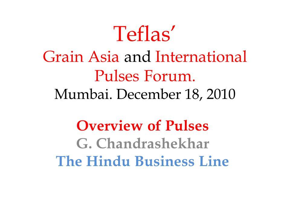 Thank You G.Chandrashekhar The Hindu Business Line Kasturi Building, J.