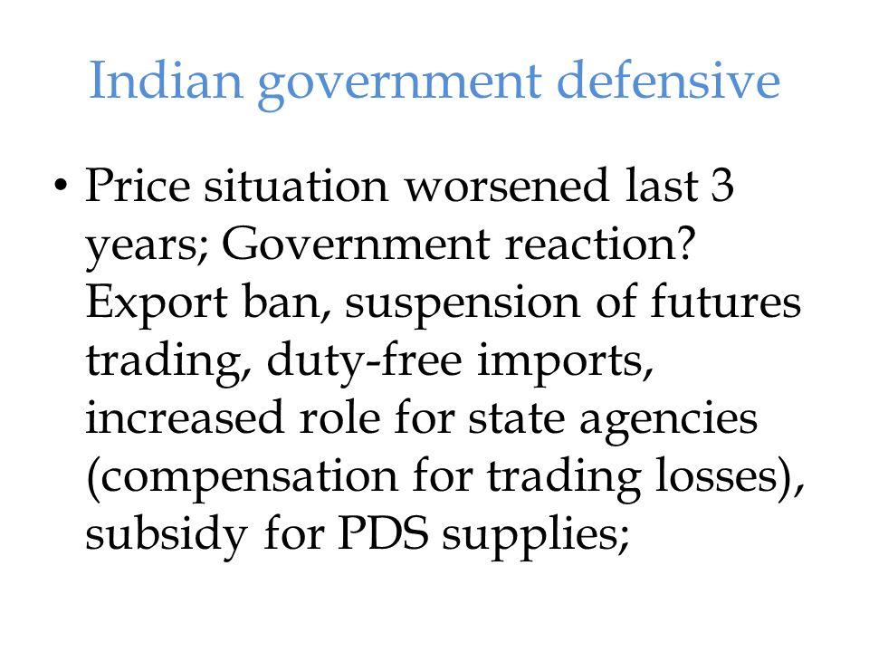 Major Importers Pulses & Legumes - Food Shortage & Climate Change ? - Sudhakar Tomar 17
