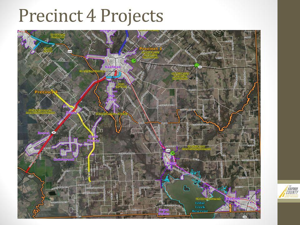 Precinct 4 Projects