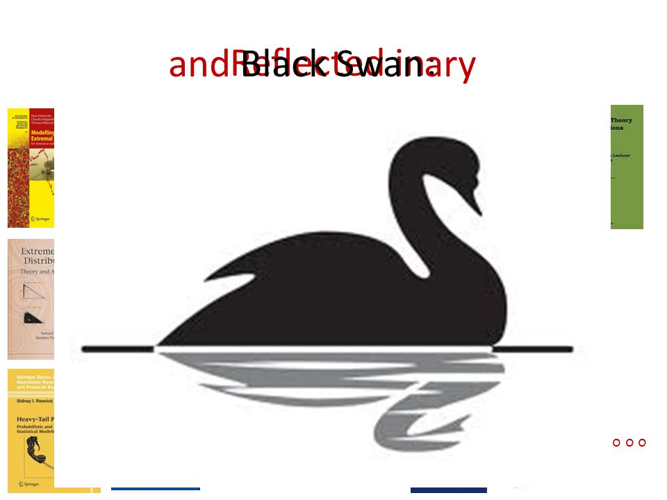 Reflected in: o o o and Black Swanary