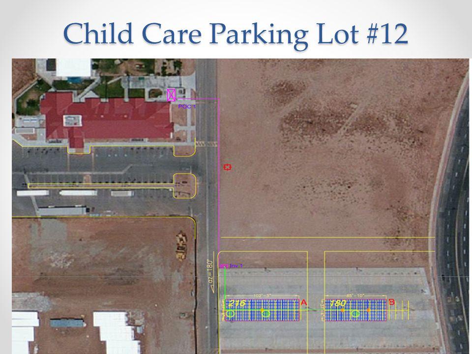 Child Care Parking Lot #12