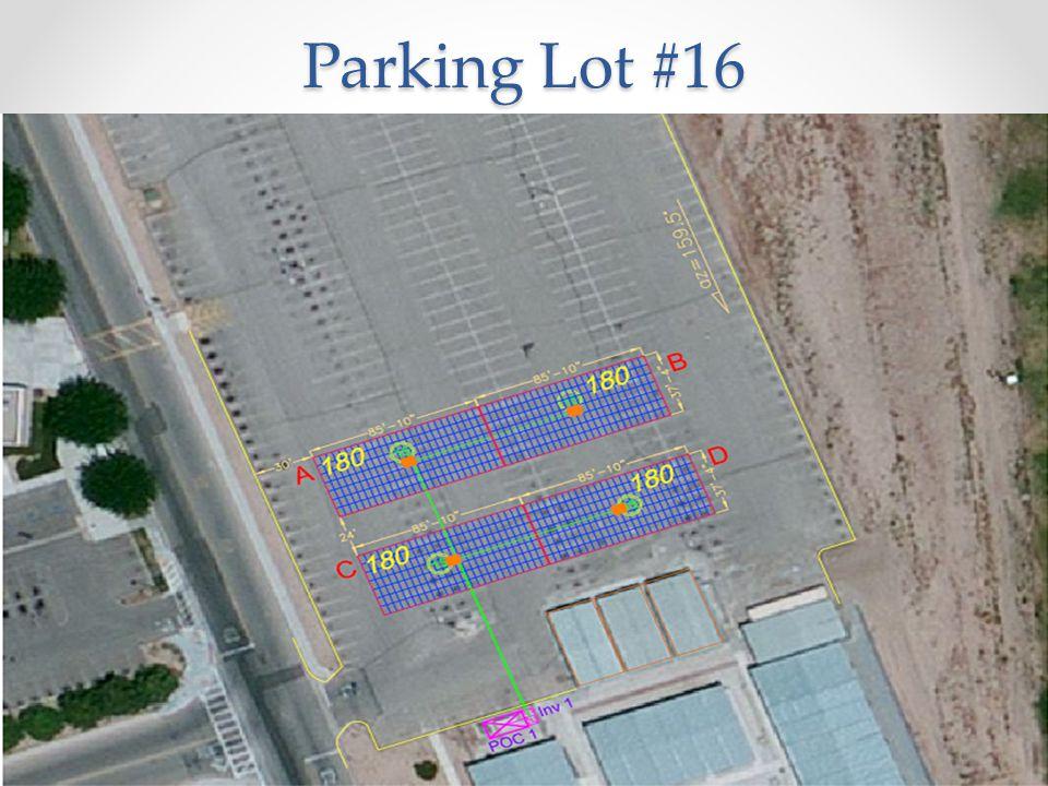 Parking Lot #16