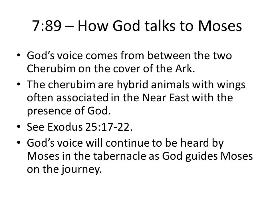 8: Evidence of obedience of Aaron and the Levites 8:1-4.