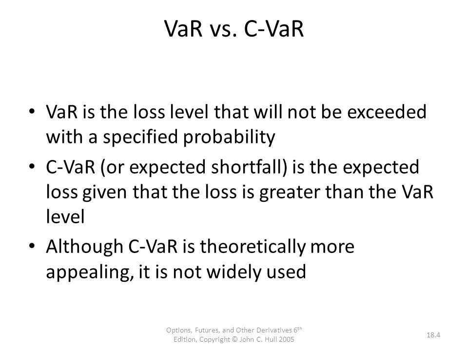 Measured by VAR Measured by ß Stand-Alone Risk Or Total Risk  Systematic Risk  Unsystematic Risk  Non- Diversifiable Risk  Diversifiable Risk  Market Risk  Company- Specific Risk