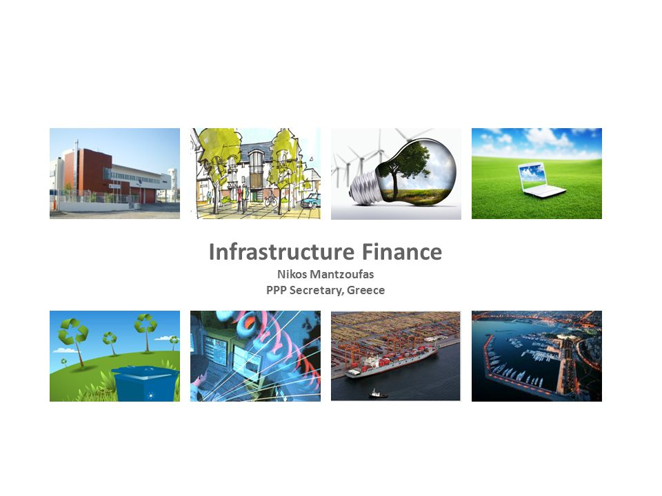 Infrastructure Finance Hellenic PPP Practice: EU Grants & PPPs: Unfolding blending 22 Robust investment planning Safeguarded projects from a legal, technical and financial perspective Transparency in PPP finances Long established institutions Adaptability to market needs 1 European Union Structural Funds 2 European Investment Bank 3 JESSICA 4 Private Investment Blending EU instruments with private capital addresses specific challenges.