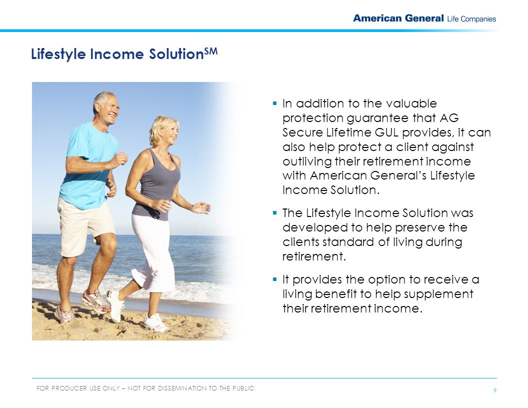 10 FOR PRODUCER USE ONLY – NOT FOR DISSEMINATION TO THE PUBLIC The Case  In 2050, the number of Americans age 65 and older is projected to be 88.5 million, more than double its projected population of 40.2 million in 2010.