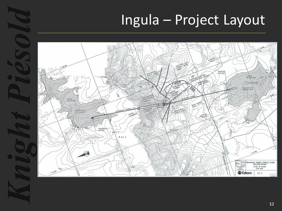 Ingula – Project Layout 12