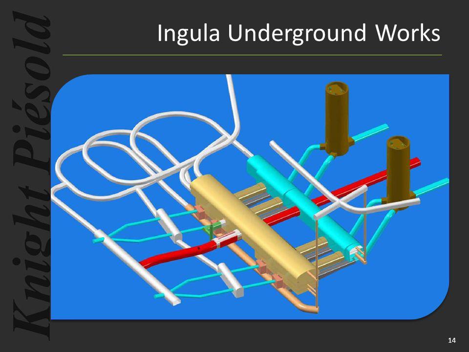 Ingula Underground Works 14