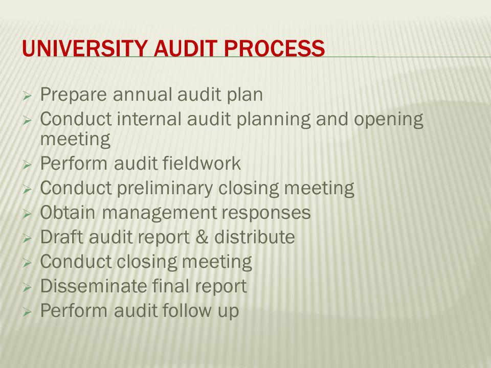INTERNAL AUDIT REPORTING LINES Internal Auditor Board of Regents President
