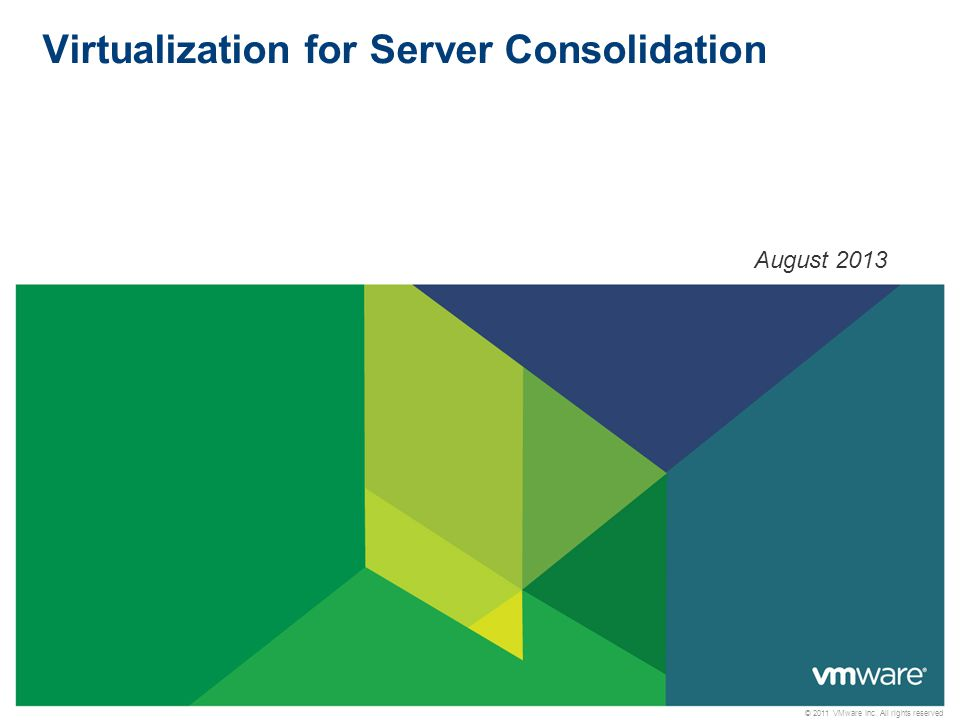 2 Agenda Business and IT ChallengesHow Can Virtualization Help?VMware vSphereNext Steps