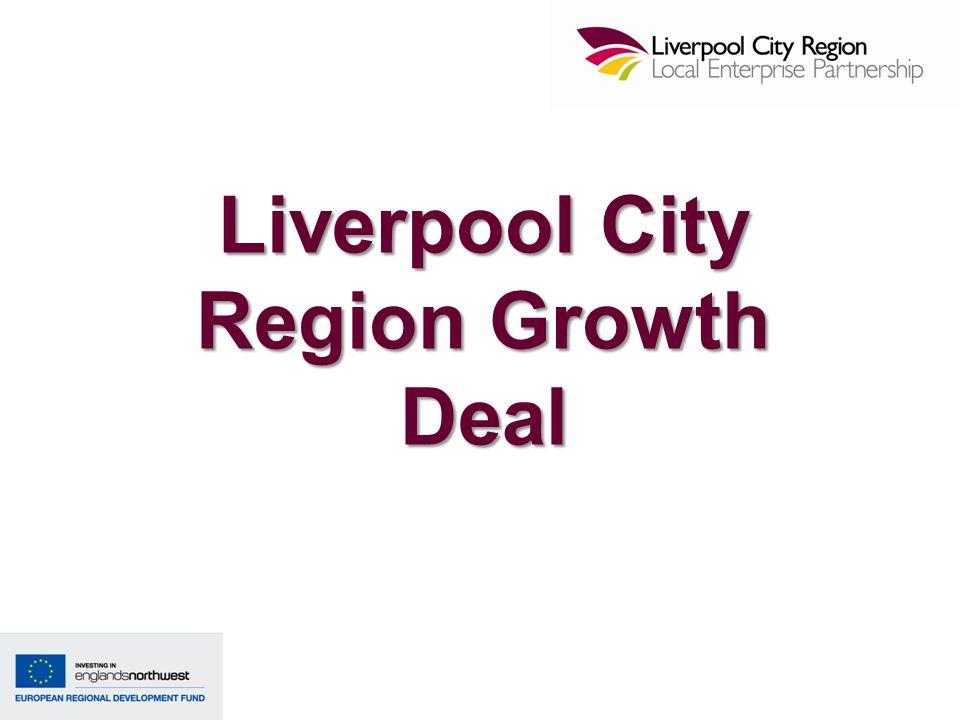 Liverpool City Region Growth Deal