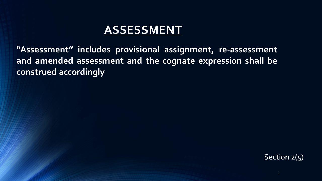 Audit & Assessment under Sales Tax Laws 34