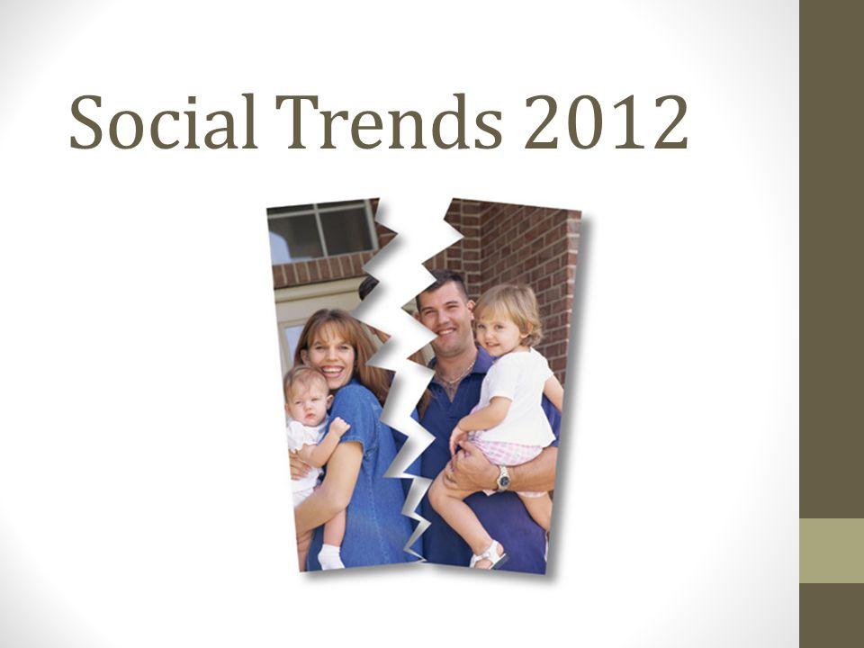 Social Trends 2012