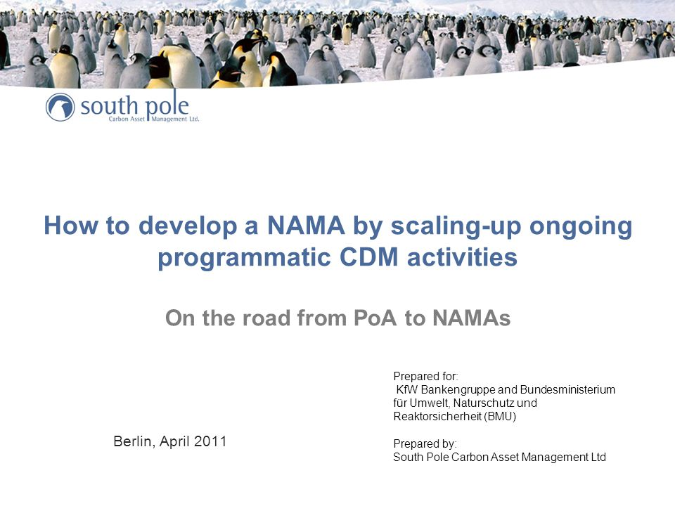 22 Drivers for Scaling-Up from PoA to NAMA EU limitation on importing CER from project-based approaches Sector-baselines might open the door for NAMA CER Mainstreaming international cooperation mechanisms into domestic policy Potentially simplified PoA implementation modalities for PoA under a NAMA Learning from existing mechanisms (vs.