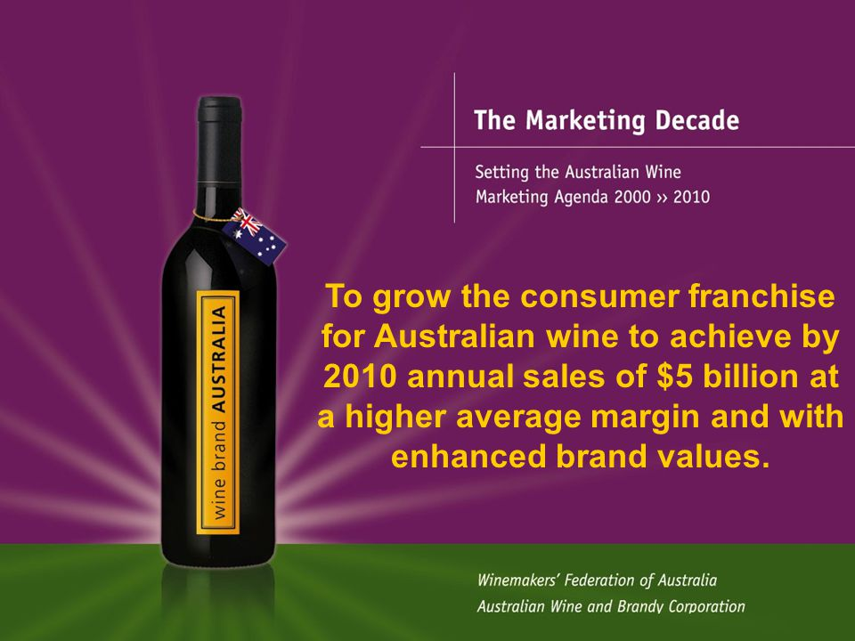 The Marketing Decade Conclusion The mission critical factors will be distribution brand management quality