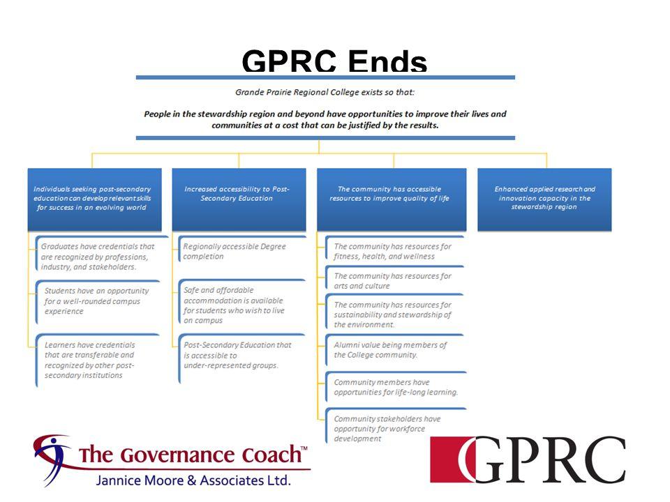 GPRC Ends