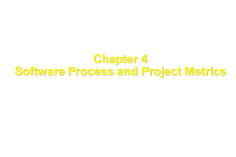 2 These courseware materials are to be used in conjunction with Software Engineering: A Practitioner's Approach, 5/e and are provided with permission by R.S.
