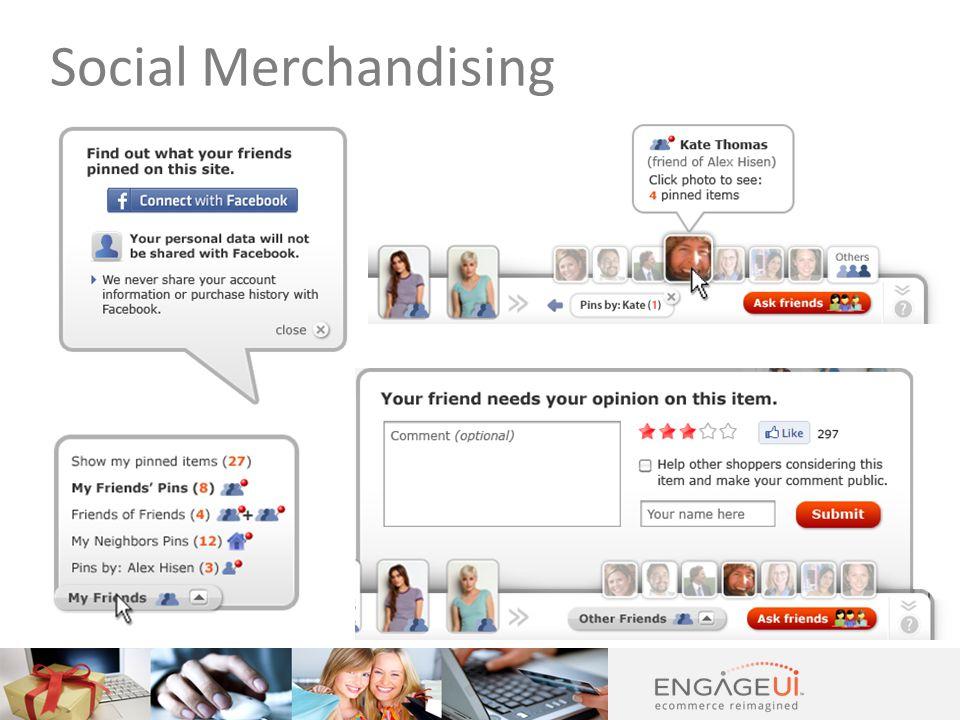 23 Social Merchandising