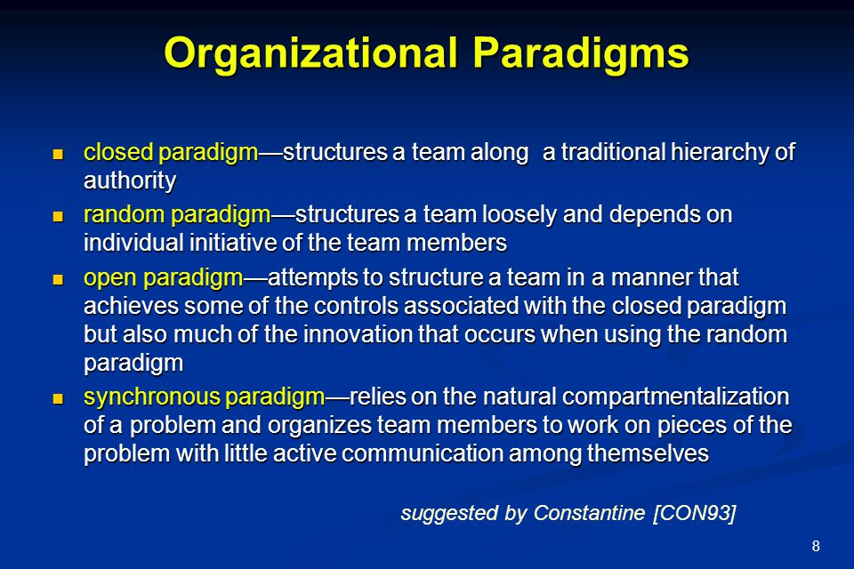 9 Avoid Team Toxicity Avoid Team Toxicity A frenzied work atmosphere in which team members waste energy and lose focus on the objectives of the work to be performed.