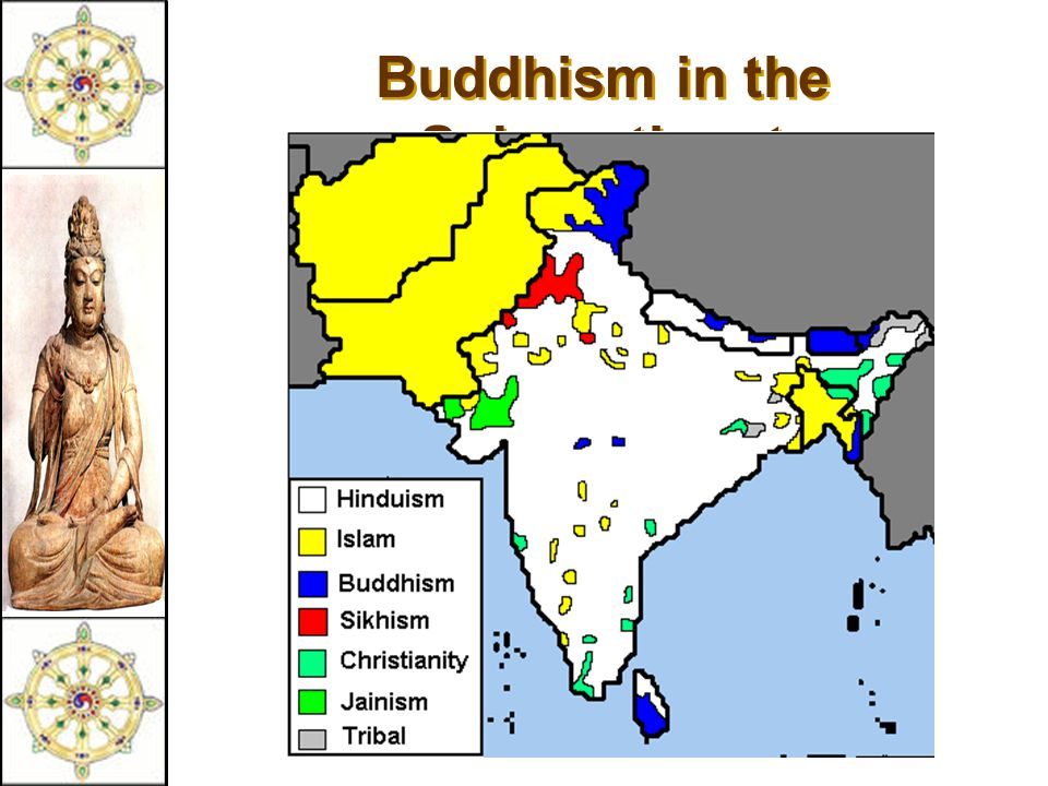 The essence of Buddhism  The middle way of wisdom and compassion.  2,500 year old tradition.