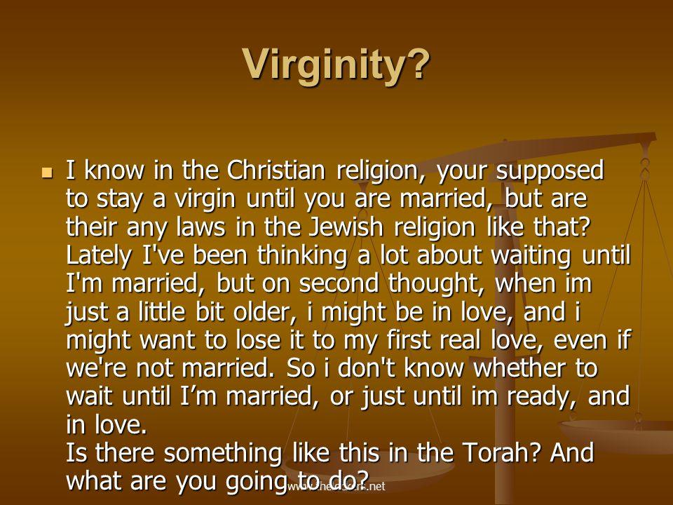 www.thelockers.net Virginity.