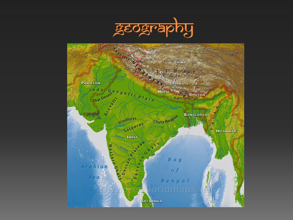 Classical India: Maurya (324-184BCE) Gupta (320-550 CE)