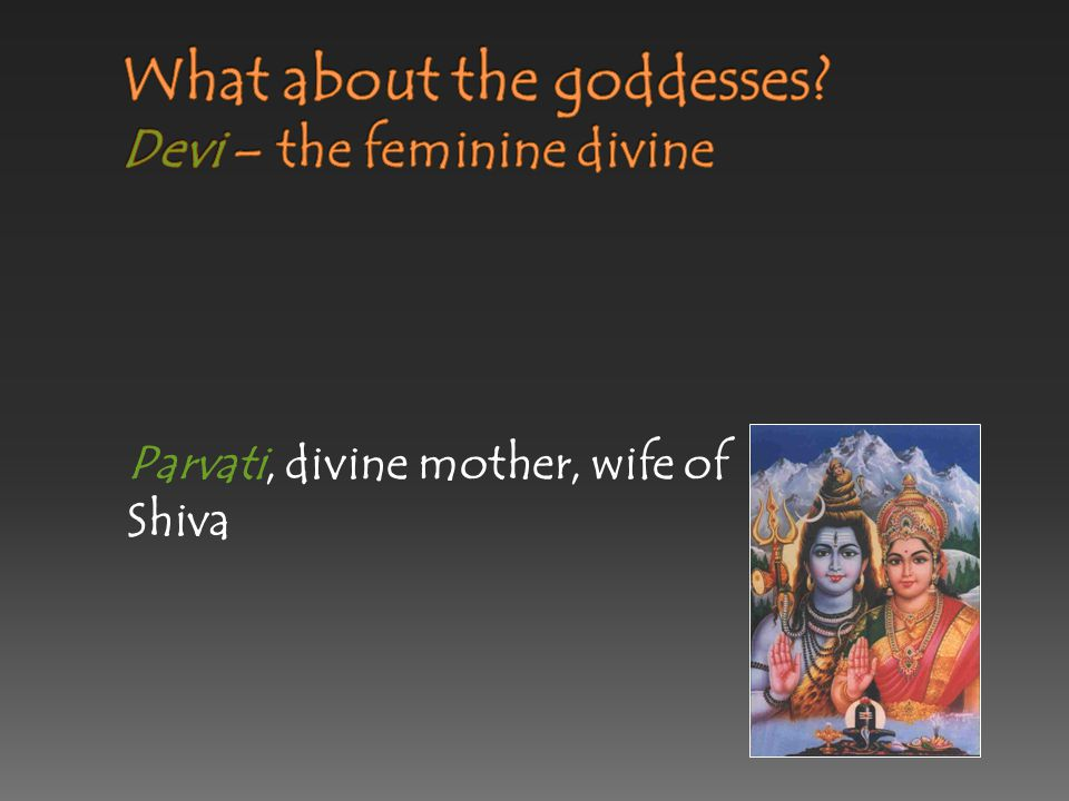 Lakshmi, goddess of good fortune, consort of Vishnu
