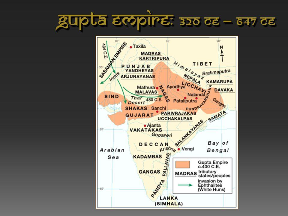 Turmoil & a power Vacuum: 220 BCE – 320 CE Tamils The Maurya Empire is divided into many kingdoms.