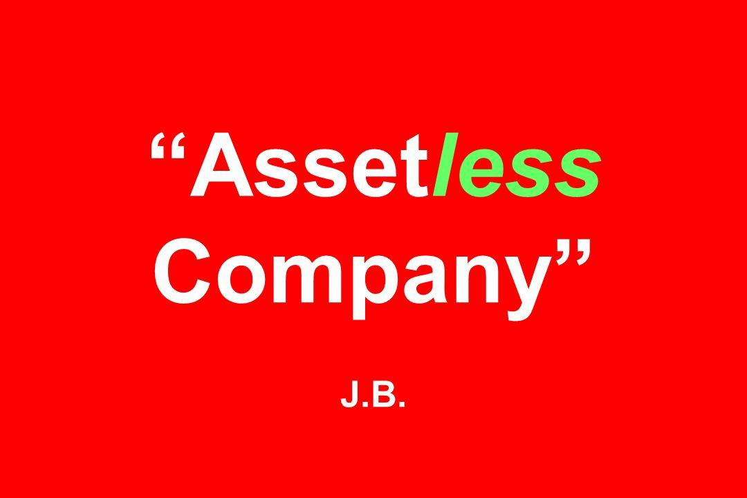 """Assetless Company"" J.B."