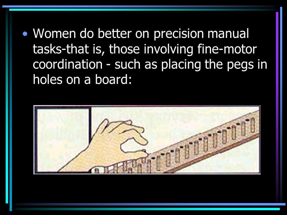 Women do better than men on mathematical calculation tests: